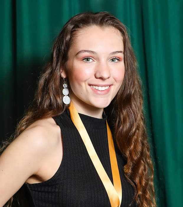 Gold Award Girl Scout Abigail Collins-Carey