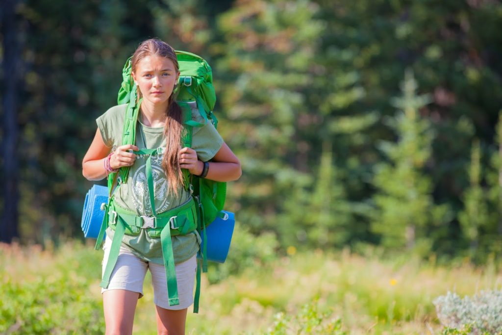 girl-going-hiking