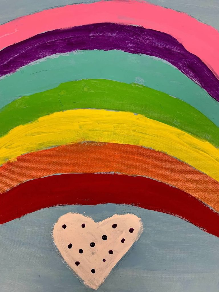 rainbow-art-for-hospice-painting