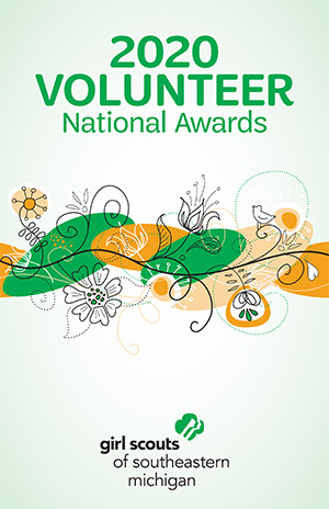 2020 Volunteer National Awards Flip Book