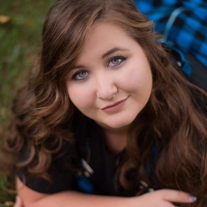 Gold Award Girl Scout Jessica Aalbertsberg