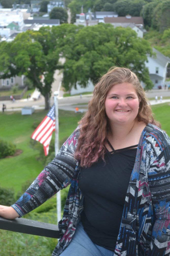 Gold Award Girl Scout Megan Staley