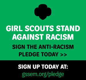 Sign GSUSA's Anti-Racism Pledge!