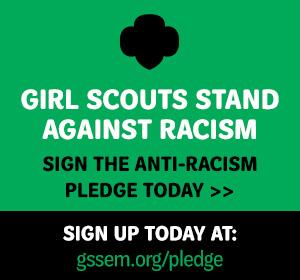 Sign GSUSA's Anti-Racism Pledge!