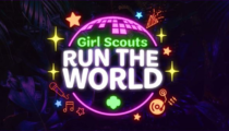 Girl Scouts Run the World