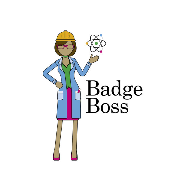 Be a Badge Boss Online