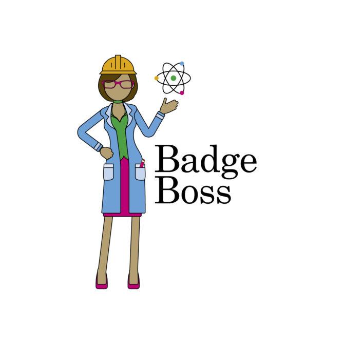 Be a Badge Boss Online