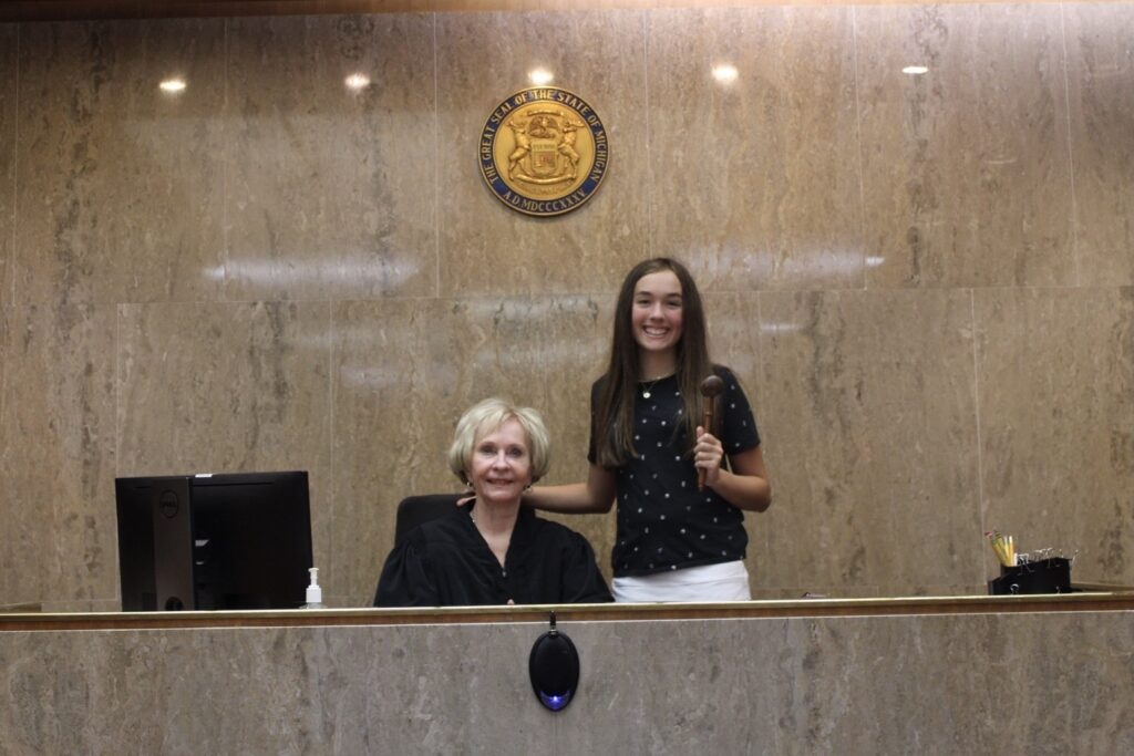Gold Award Girl Scout Isabella Cook