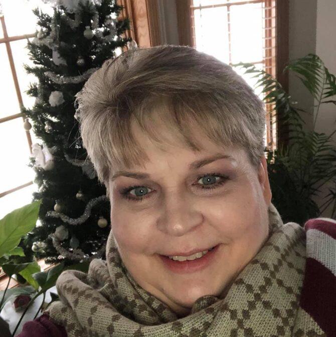 Volunteer Spotlight: Cheryl Tarrow