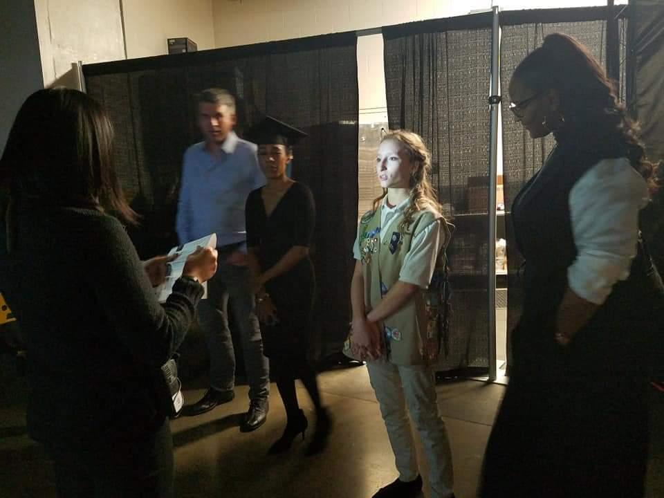 Girl Scout Gold Award Elizabeth Mulvaine
