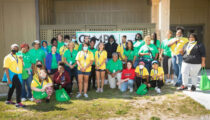 GSSEM Welcomes Back Camp CEO for a Weekend of Fun, Networking, and Mentorship